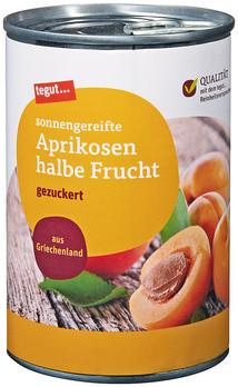 Aprikosen halbe Frucht 425 ml