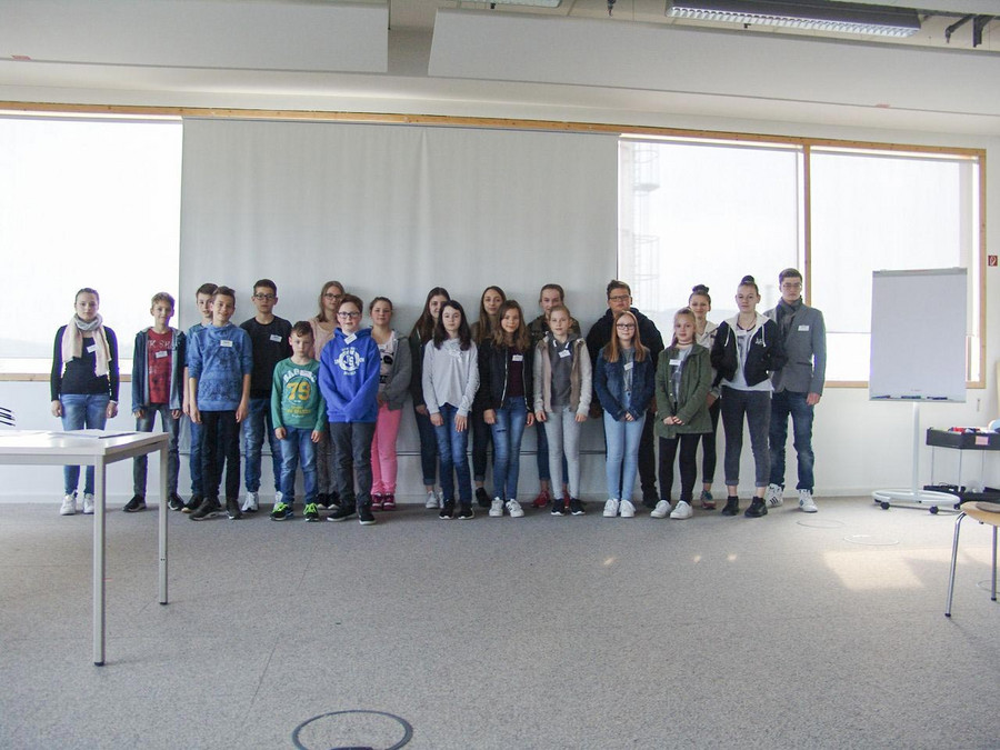 20 Girls and Boys besuchten tegut… | tegut...