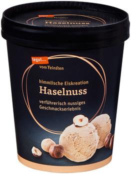 Haselnuss Eiscreme