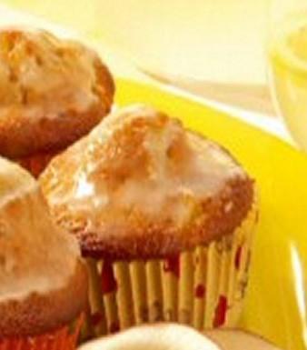 Zitronen-Apfel-Muffins