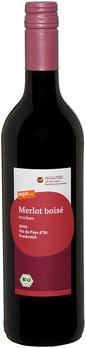 Merlot boisé 2016