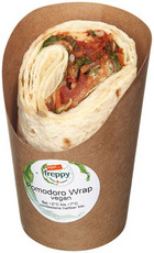 Pomodoro Wrap vegan