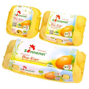 Sonnenei Bio-Eier
