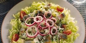 Matjes-Kartoffelsalat
