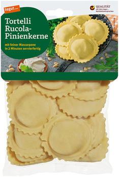 Tortelli Rucola-Pinienkerne