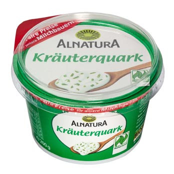 Alnatura Kräuterquark