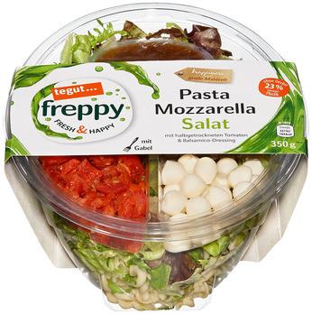 Pasta Mozzarella Salat