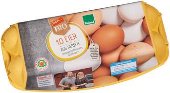 10 Eier aus Hessen