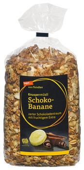 Knuspermüsli Schoko-Banane