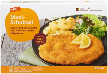 Maxi-Schnitzel