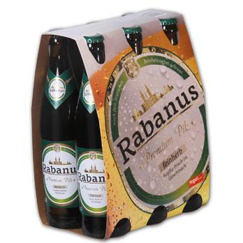 Rabanus Premium Pils feinherb