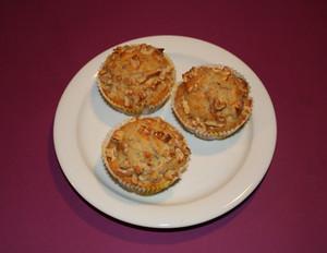 Walnuss-Muffins