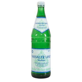 Nassauer Land Mineralwasser medium