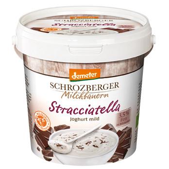 Schrozberger Joghurt mild Stracciatella