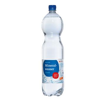tegut... Mineralwasser
