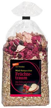 Müsli-Komposition Früchtetraum
