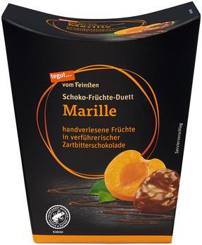 Schoko-Früchte-Duett Marille