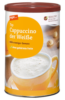 Cappuccino der Weiße