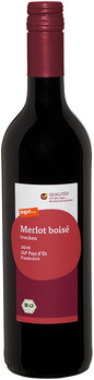 Merlot boisé 2019