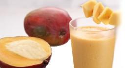 Mango-Milchshake