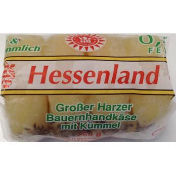 Großer Harzer Bauernhandkäse mit Kümmel