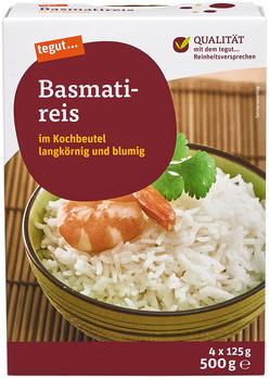 Basmatireis, KB