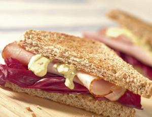 Kasseler-Sandwich
