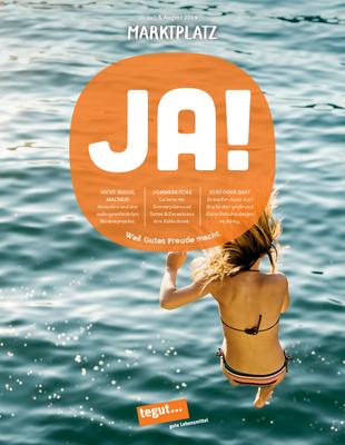 tegut... Kundenmagazin Juli/August 2019