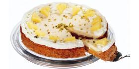 Ananas-Quark-Torte