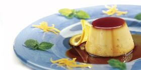 Crème Caramel à l Orange