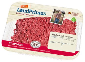SB tegut... LandPrimus Rinderhackfleisch