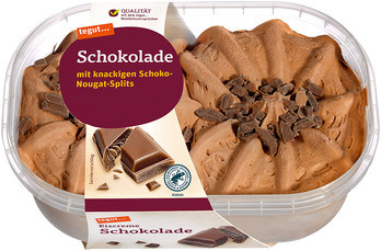 Eiscreme Schokolade