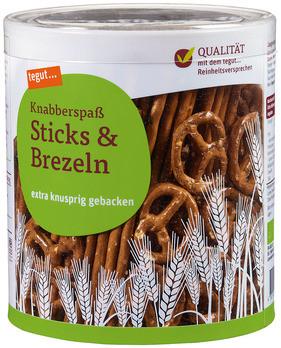 Sticks & Brezeln