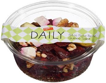 Ritas Rote Bete Quinoa Salat