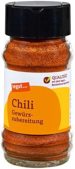 Chili Gewürzzubereitung