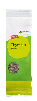 Nachfüllbeutel Thymian, gerebelt