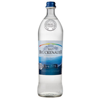 Bad Brückenauer Mineralwasser spritzig