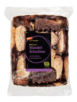 Mandel-Schnitten