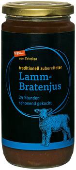 Lamm-Bratenjus
