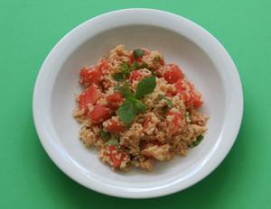Couscous-Melonen- Salat