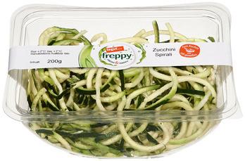 Zucchini Spirali