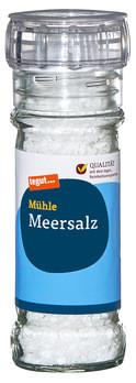 Meersalz, Mühle