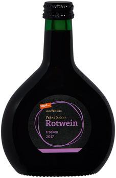 Fränkischer Rotwein JG 2017 0,25l