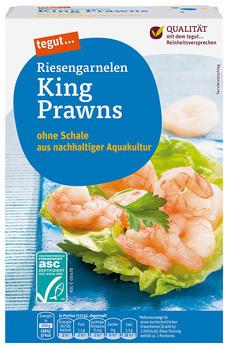 Riesengarnelen King Prawns