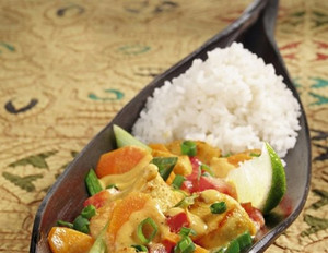 Kokos-Limetten-Curry