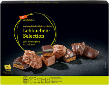 Lebkuchen-Selection
