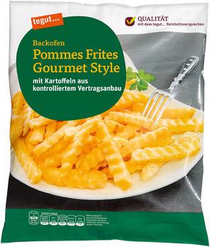 Backofen Pommes Frites Gourmet Style