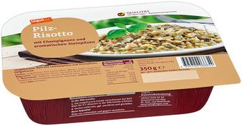 Pilz-Risotto