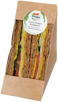 Curry Puten Sandwich