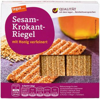 Sesam-Krokant-Riegel